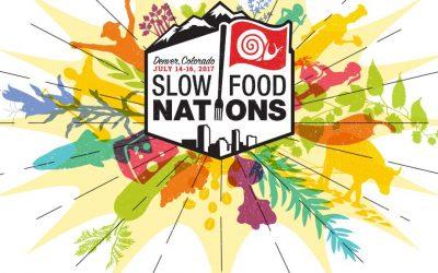 La marmite du changement bouillonne à Slow Food Nations, avec les leaders de l'alimentation et de l'écologie