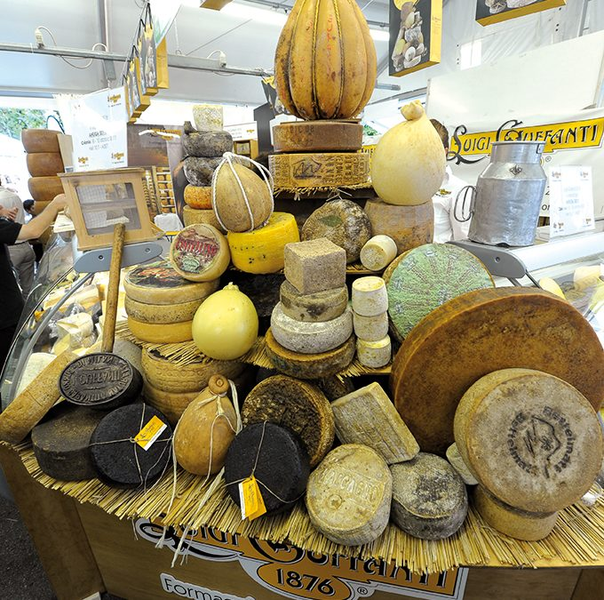 Les fromagers réunis à Cheese 2017 : un réseau international Slow Food unique
