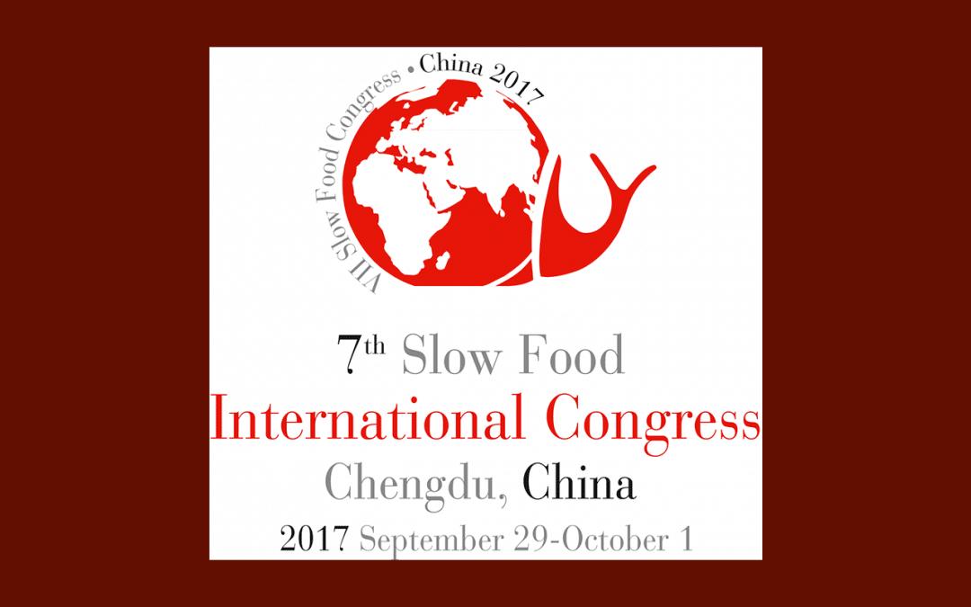 Le Congrès international de Slow Food réunit des activistes alimentaires du monde entier en Chine