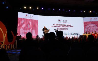 Depuis la Chine, Slow Food rassemble son réseau de militants, présent dans 160 pays