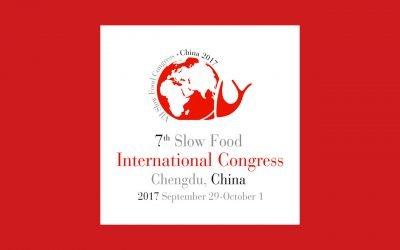 Le Congrès International de Slow Food sera durable