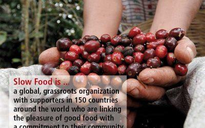 Une source d'inspiration : Les portraits de 20 délégués Slow Food au Congrès International