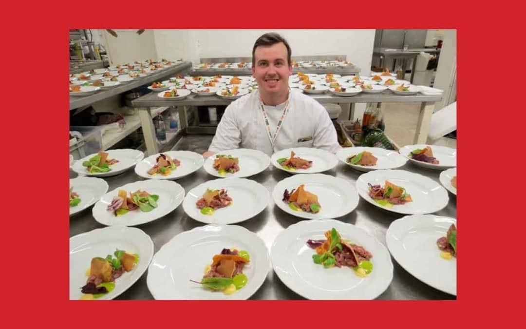 Rencontre de l'Alliance Slow Food des Chefs en Toscane 200 cuisiniers de 7 pays différents rassemblés au nom de la lutte contre le changement climatique