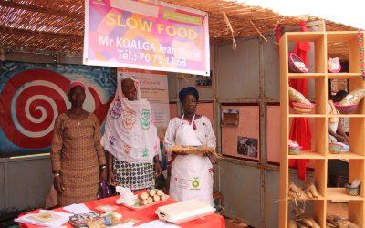 Slow Food au Burkina Faso récompensé aux « Koudou du Faso » !