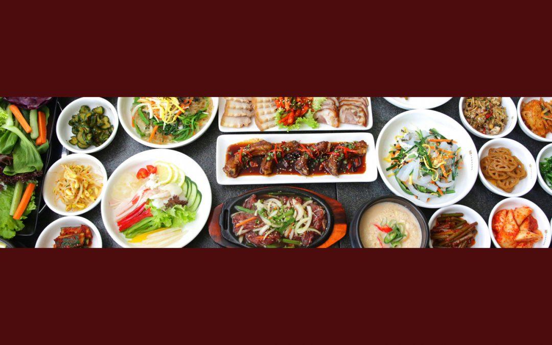 A la découverte de la cuisine coréenne