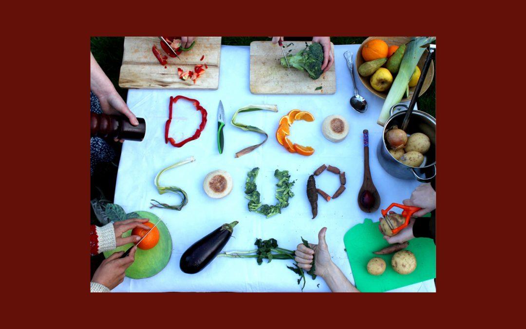 Luttez contre le gaspillage alimentaire de manière festive lors de la journée mondiale de la Disco Soupe
