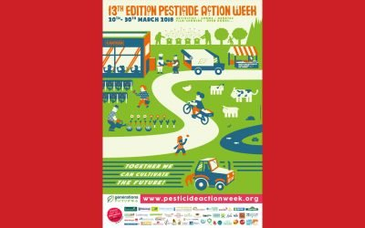 Appel pour un printemps sans pesticides : Slow Food participe à la Semaine pour les alternatives aux pesticides !
