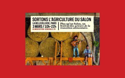 Sortons l'agriculture du Salon: un vrai succès!