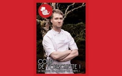 La recette de l'Alliance des Cuisiniers : Sigurdur Helgason