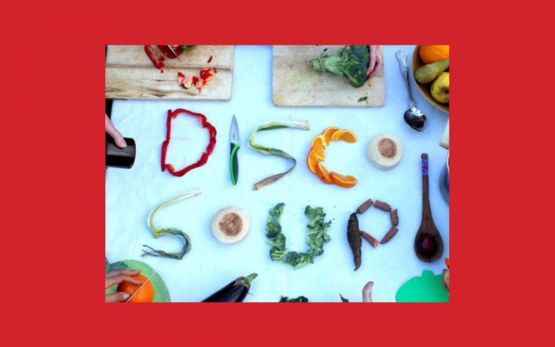 Le Slow Food Youth Network organise le deuxième World Disco Soup Day