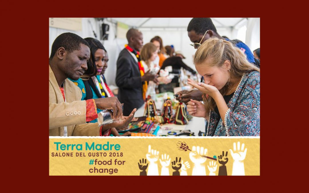 Terra Madre Salone del Gusto: Cinq avant-goûts de Food for Change