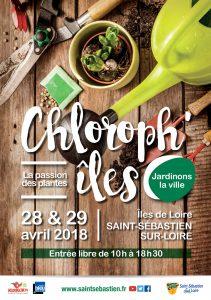 Slow Food à Chloroph'îles @ Saint-Sébastien-sur-loire | Saint-Sébastien-sur-Loire | Pays de la Loire | France
