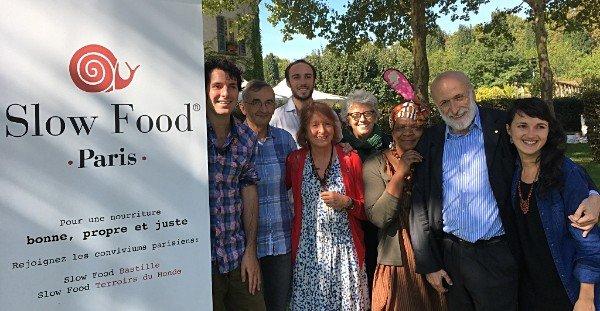 Slow Food Paris à la rencontre Pleyel en Fête à Saint-Denis (93)