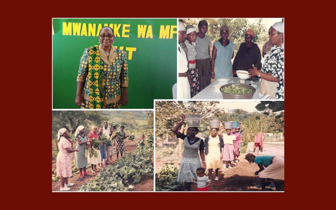 Freda Chale : Ambassadrice de la biodiversité en Tanzanie