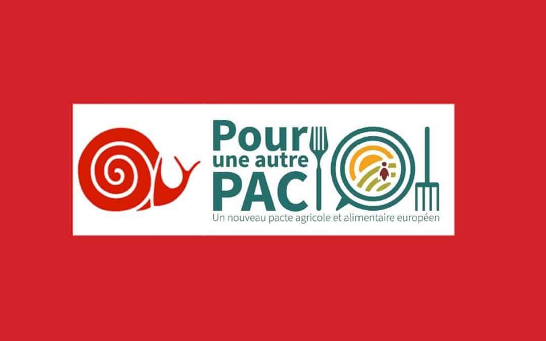 Slow Food en France pour une nouvelle Politique Agricole Commune (PAC)