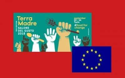 Terra Madre Salone del Gusto : Un lieu pour renforcer le dialogue avec les décideurs de l'UE
