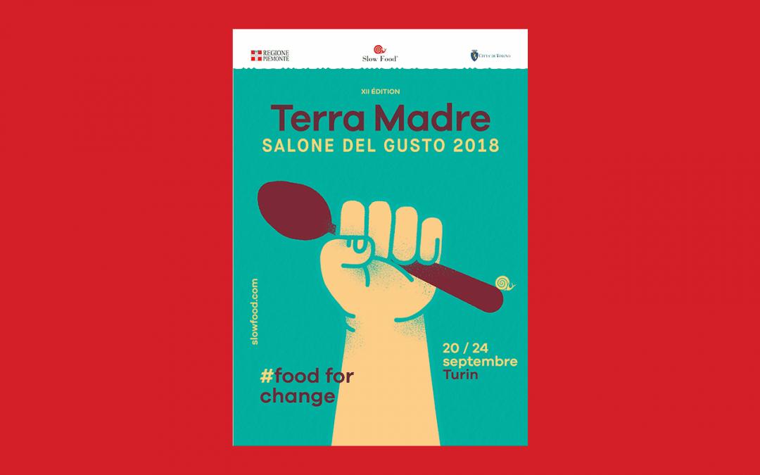 Le réseau de Slow Food en Suisse sera présent à Terra Madre Salone del Gusto 2018