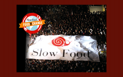 Terra Madre continue : dans le monde entier Slow Food et Food For Change