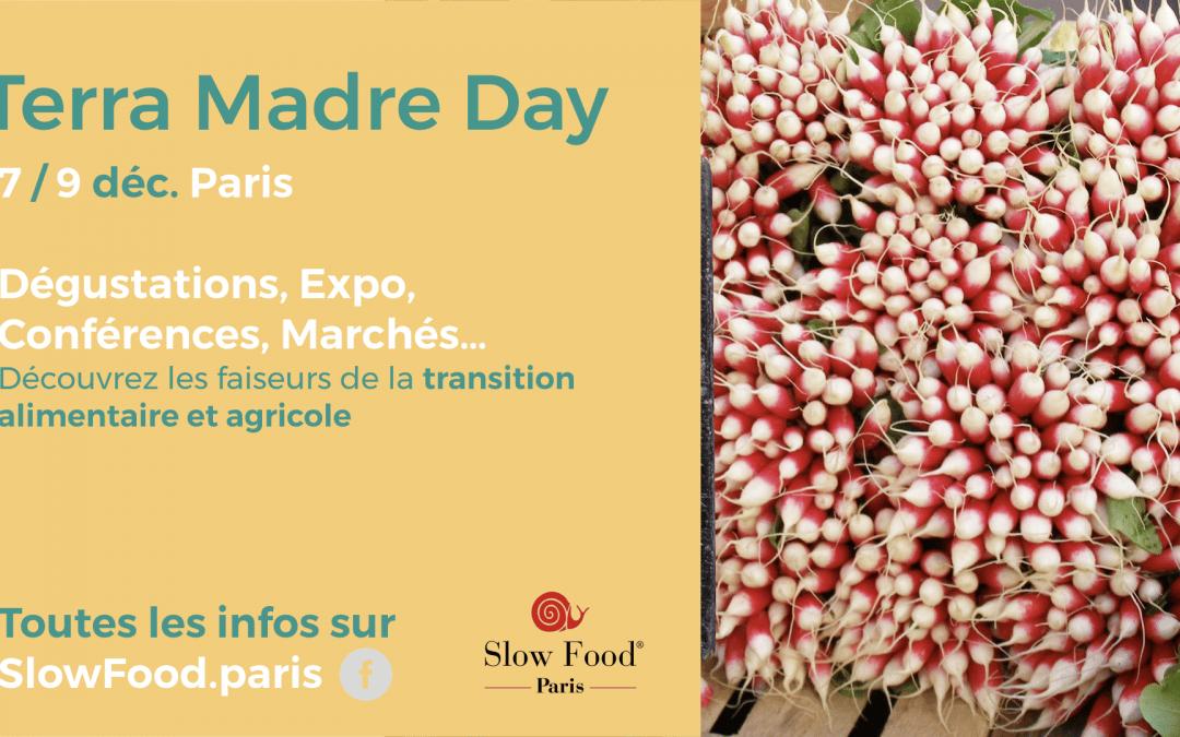 Terra Madre Day Paris