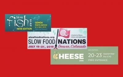 L'année Slow Food en trois rendez-vous
