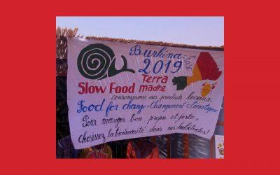 Terra Madré Burkina Faso 2019 : le réseau Slow Food contre le terrorisme