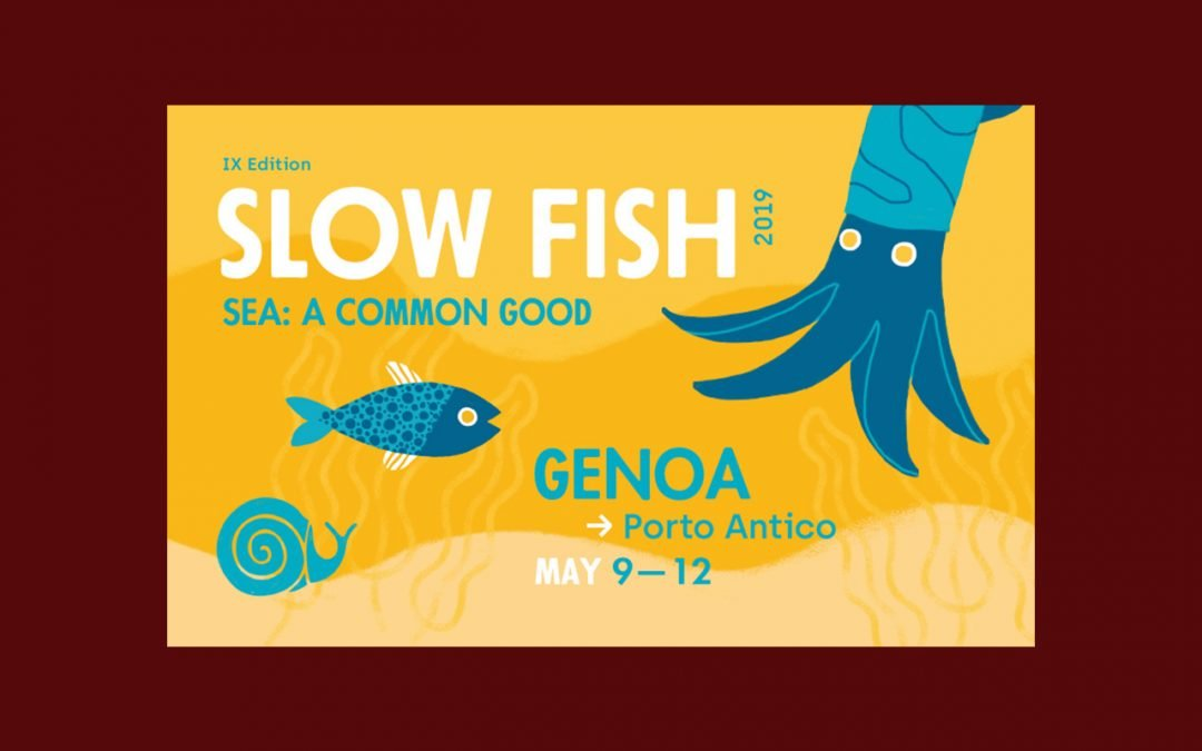 « La mer : Un bien commun » : Slow Fish 2019 s'invite à Gênes