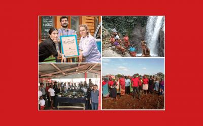 96 représentants de 32 pays réunis à Chiusi (Italie) pour le Conseil international de Slow Food