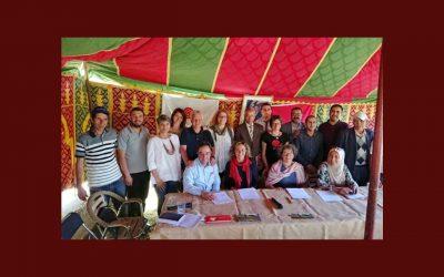 Aller-retour Italie-Maroc: la communauté Slow Food de Valdarno en formation à Kissane
