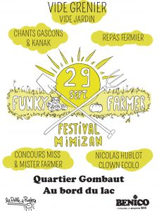 Funky Farmer Festival @ Mimizan | Nouvelle-Aquitaine | France