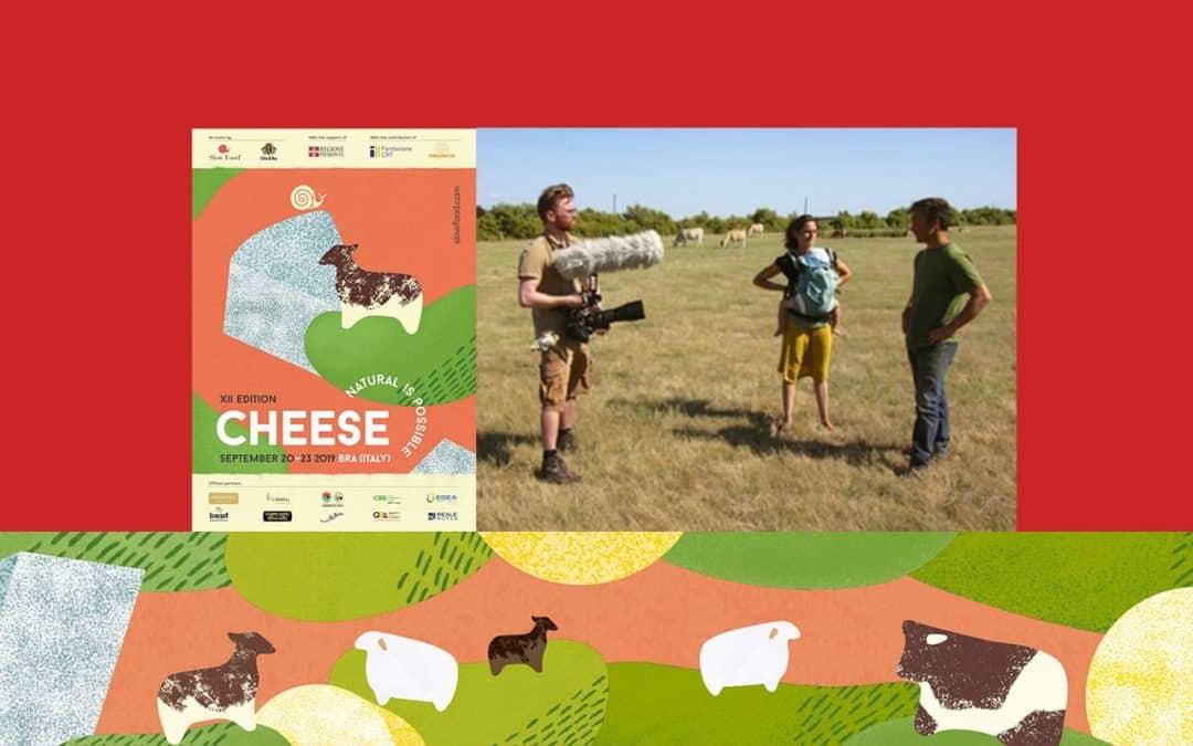 Cheese on the screen pour raconter l'histoire d'un lien qui nous élève tous