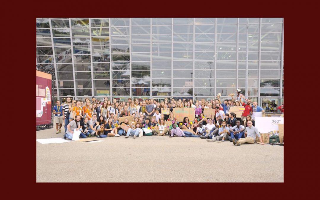 Les jeunes militants Slow Food réunis en Allemagne pour contester le système alimentaire européen