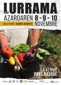 LURRAMA @ Le salon de l'agriculture paysanne et durable Basque | Biarritz | Nouvelle-Aquitaine | France