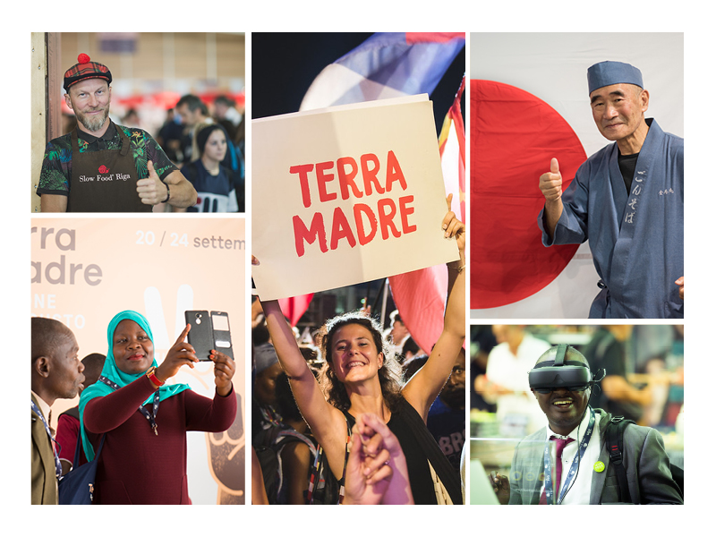 Terra Madre Salone del Gusto : les événements à ne pas manquer en février
