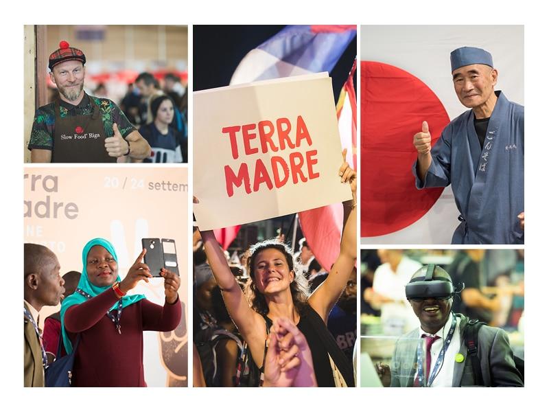 1160 évènements organisés sur 205 jours : clap de fin pour Terra Madre Salone del Gusto