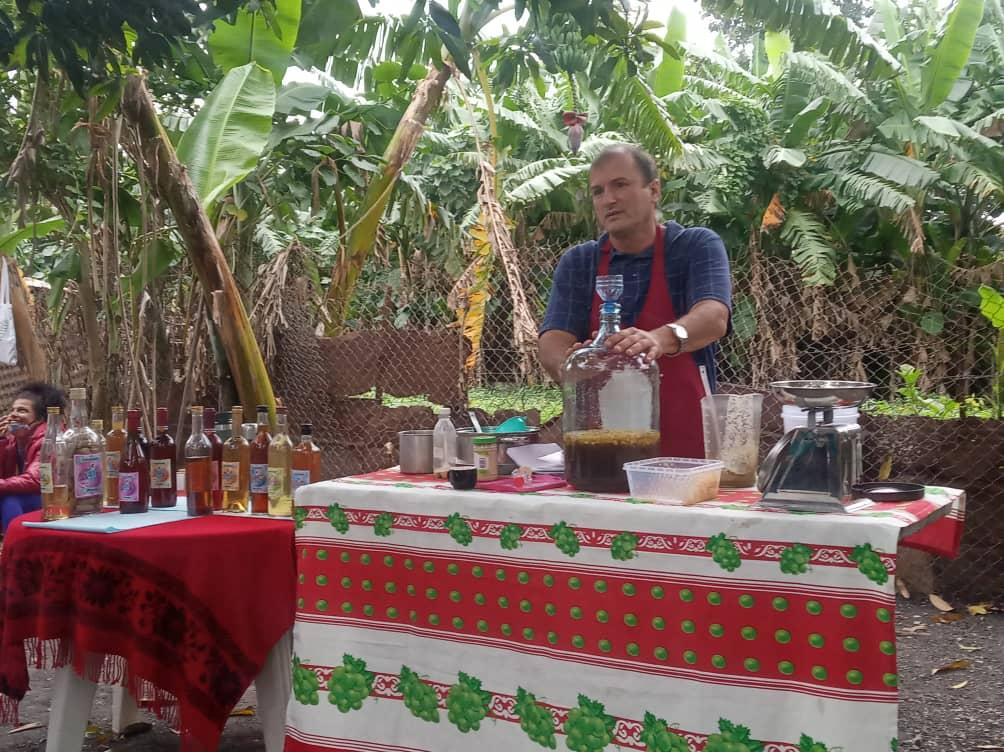 La recette de l'Alliance des Cuisinier Slow Food de Cuba